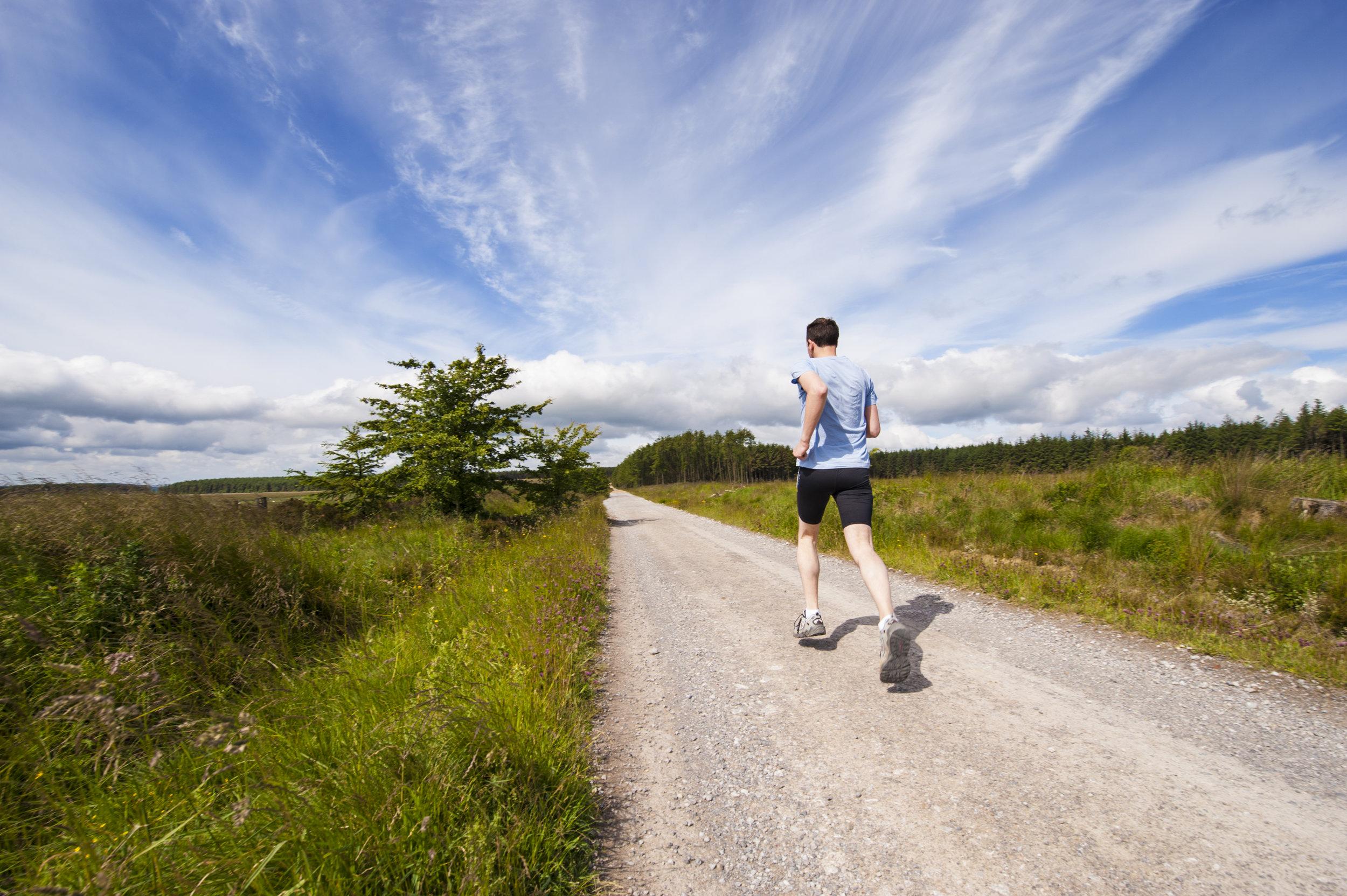 10.30 – 11.30 - Ox Drove Run