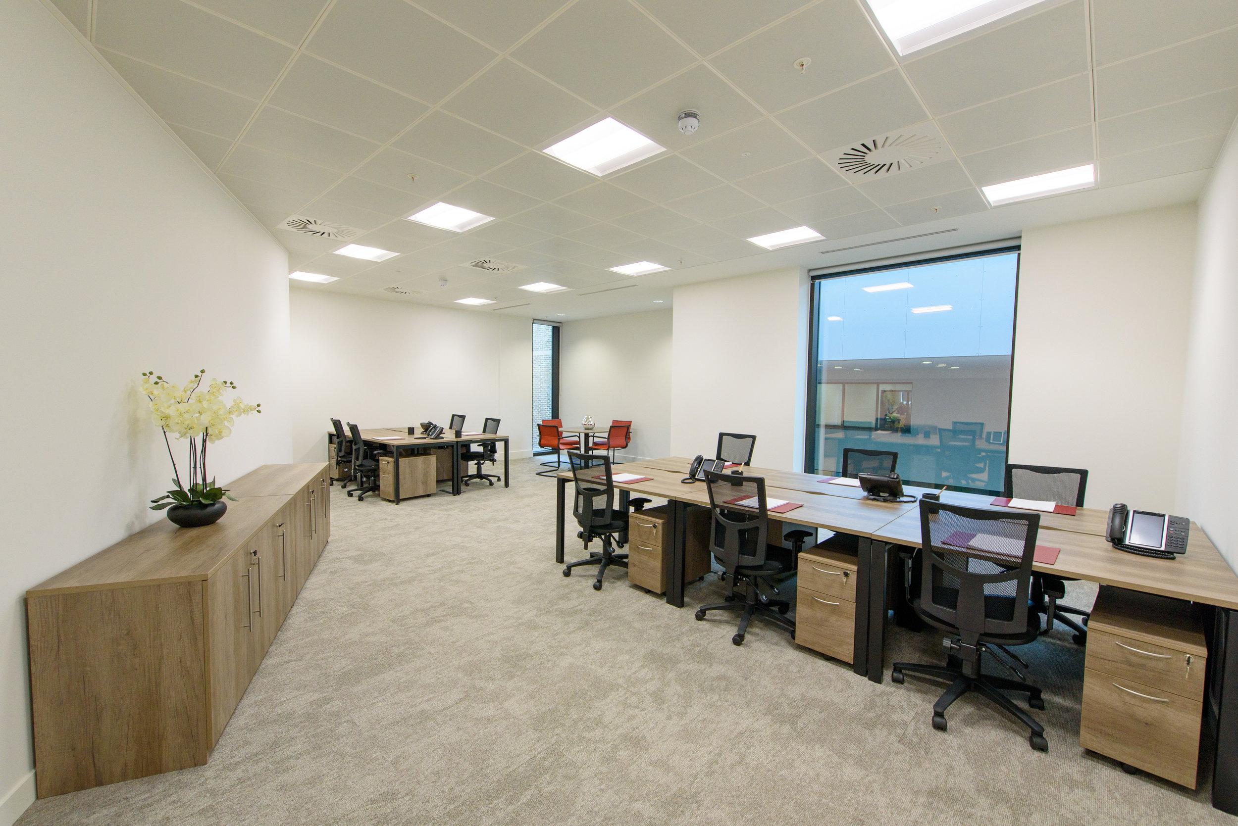 Virtual office - Coming soon