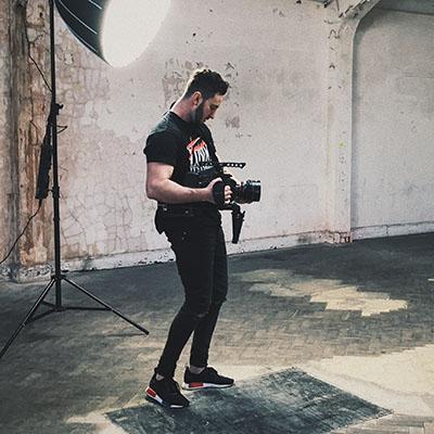Luke Tyrrell - Co-Founder & Director