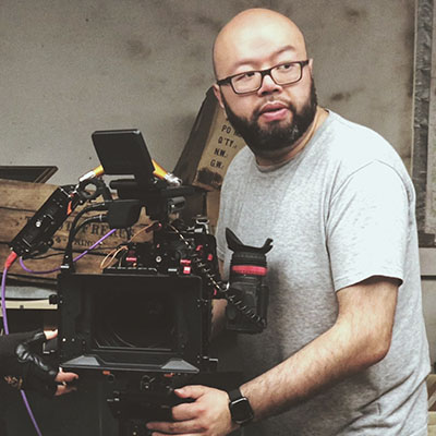 Edward Lui - Co-Founder & Cinematographer