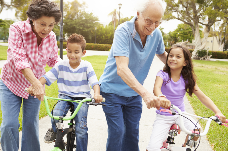 Influencing Grandchildren -