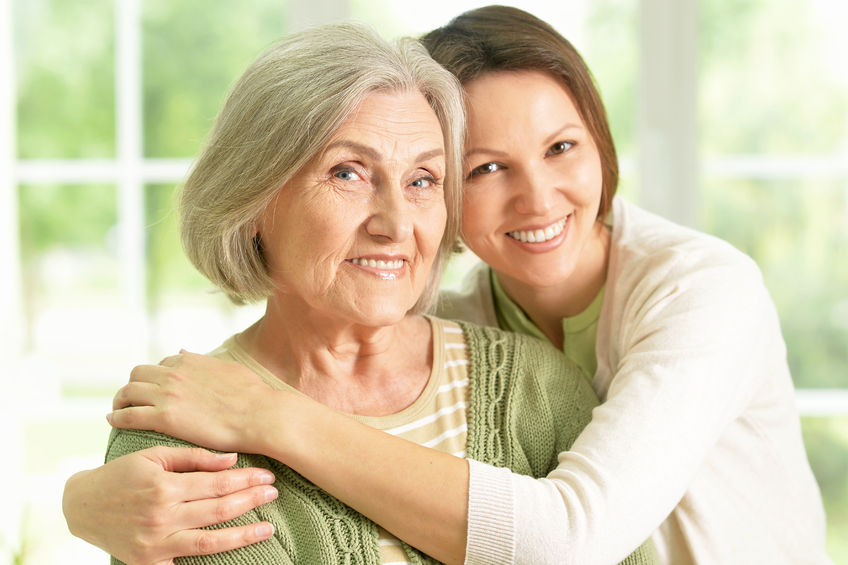 Caring for an Aging Loved One -