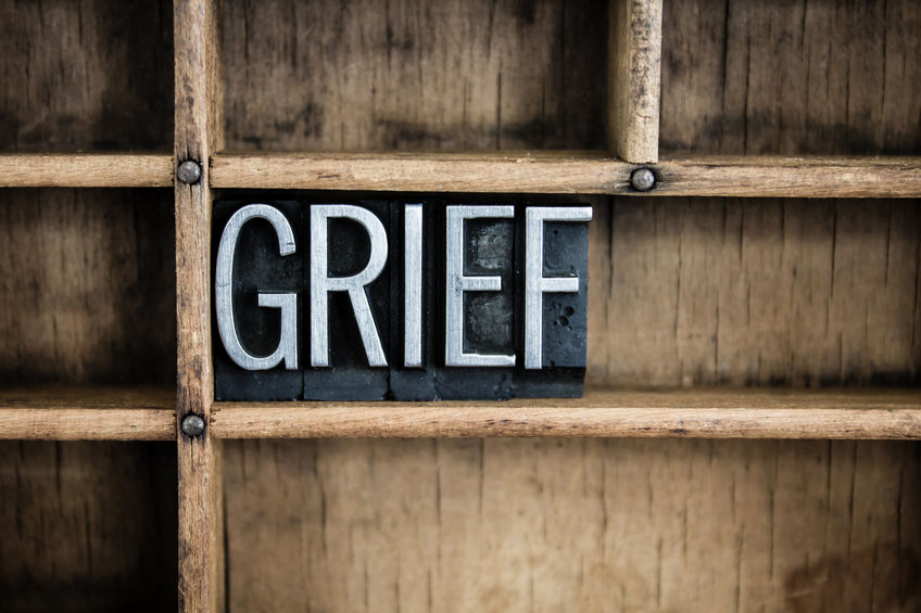 Grieving: Death, Divorce, Separation, Change -