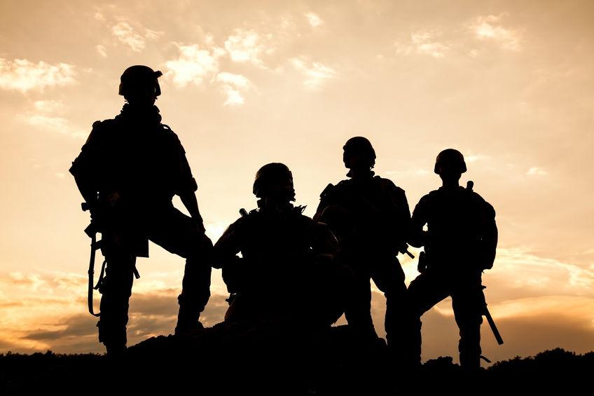 Military Deployment Pointer -