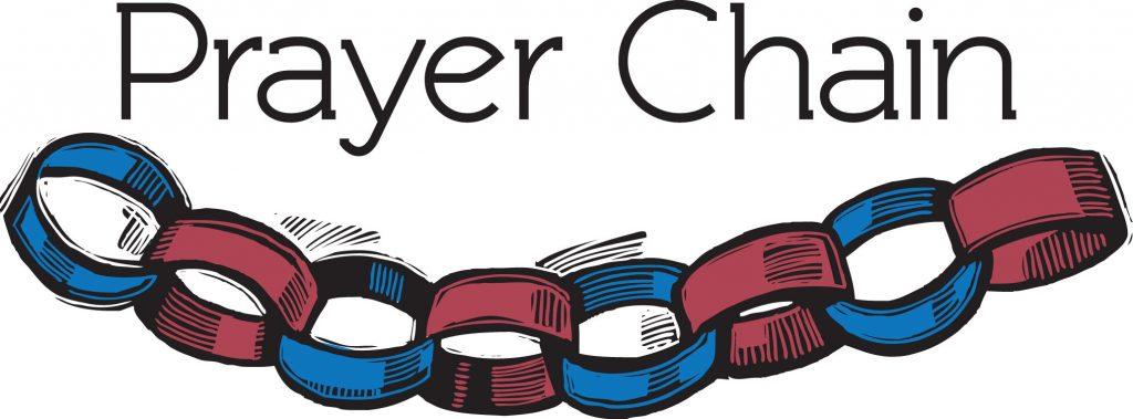 Deployment Family Prayer Chain Game Plan -