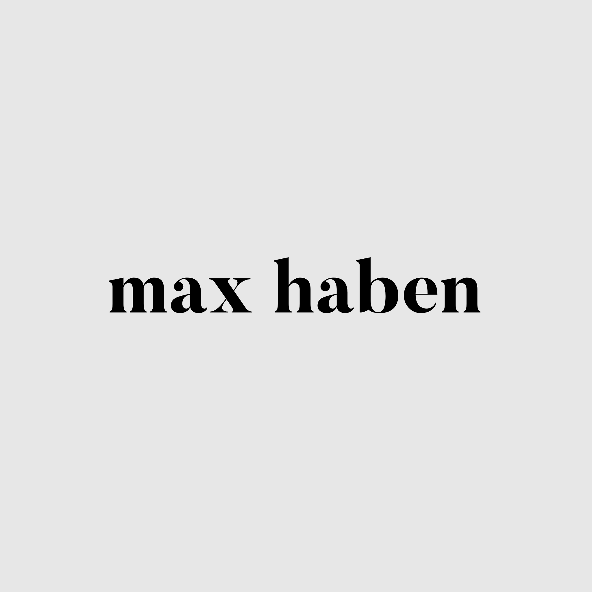 Max Haben  is a self-taught filmmaker with exceptional talent. Based in DC, he travels quite a bit taking on an array of projects: music videos, ads, personal stories. On the side, he does incredible wedding films.