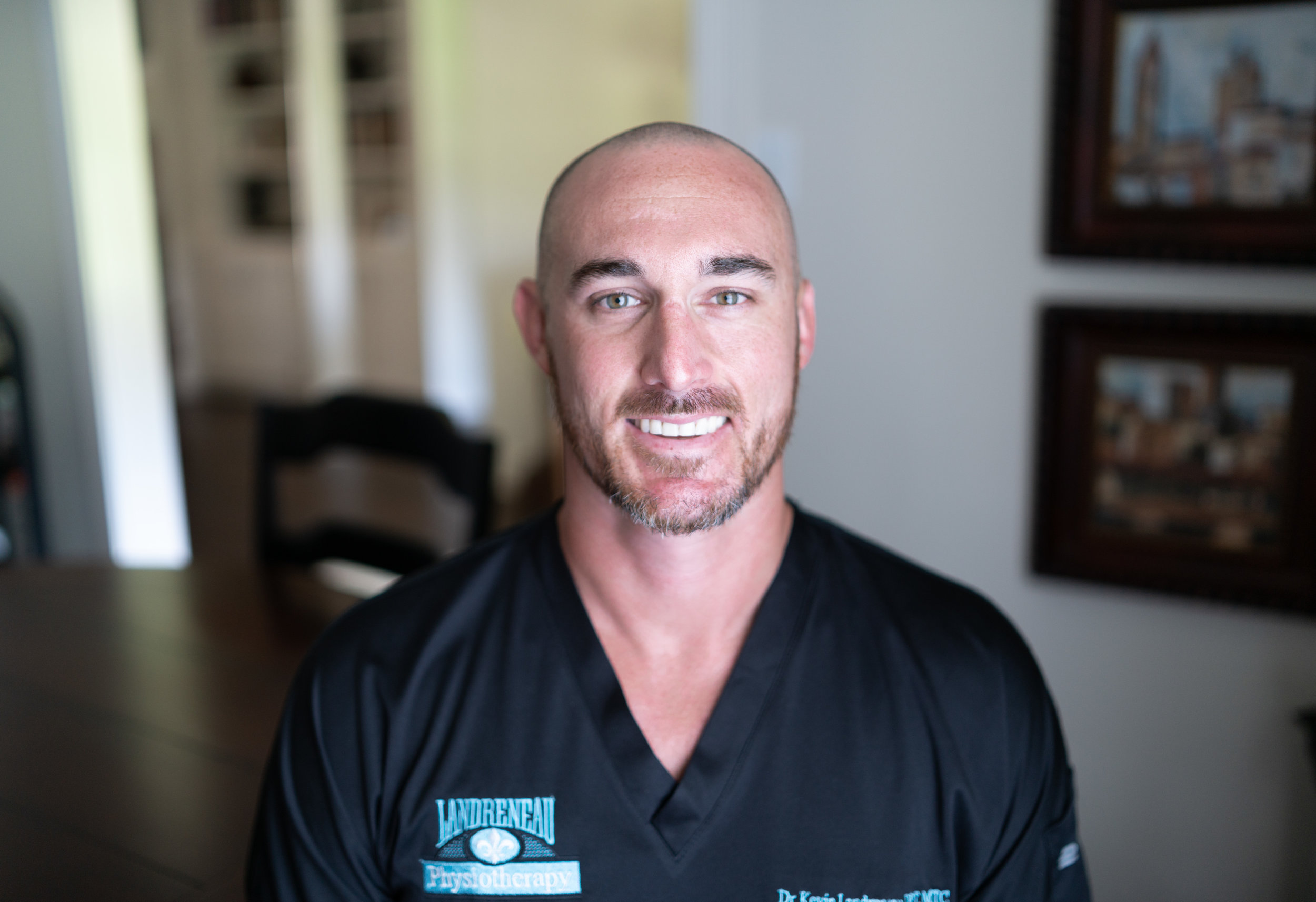 Dr. Kevin Landreneau DPT, MTC - Graduated with his Doctorate of Physical Therapy in 2012. Kevin is passionate about using his education and skill set to help others achieve an optimal state of health and wellness. He specializes in joint manipulation, dry needling and manual therapy techniques designed to address restrictions of the soft tissue (muscle, connective and myofascial restrictions).