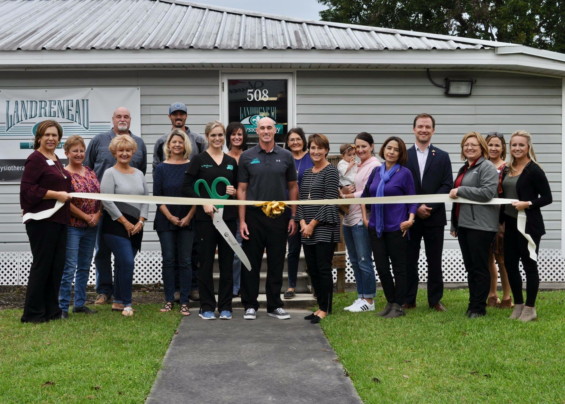 Youngsville Chamber of Commerce - Ribbon Cutting, Oct. 2018