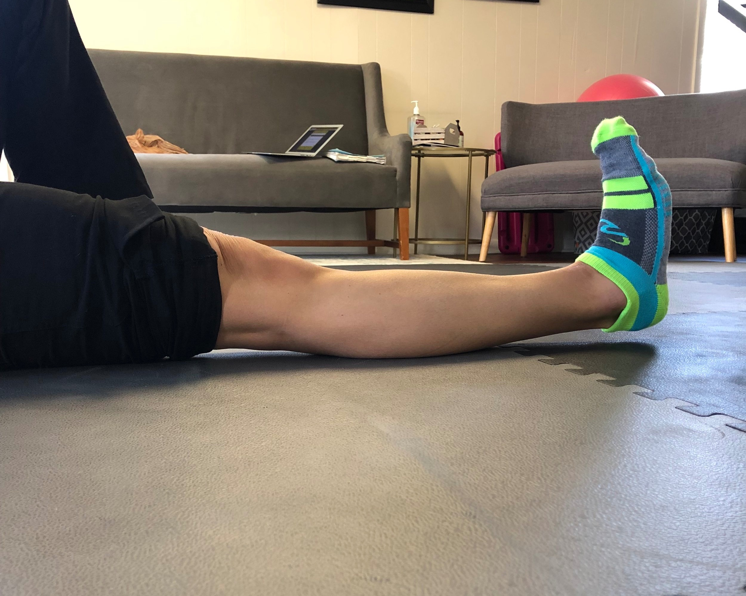 Knee Extension Self Test