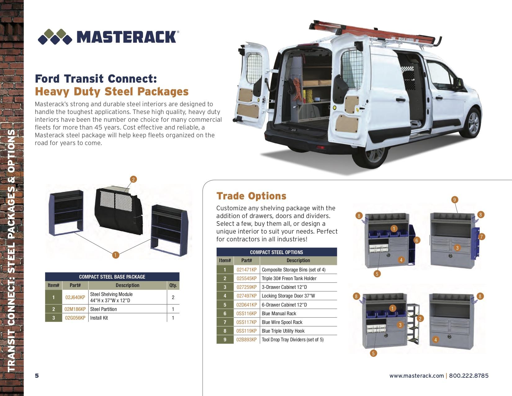 Masterack — Image Graphics