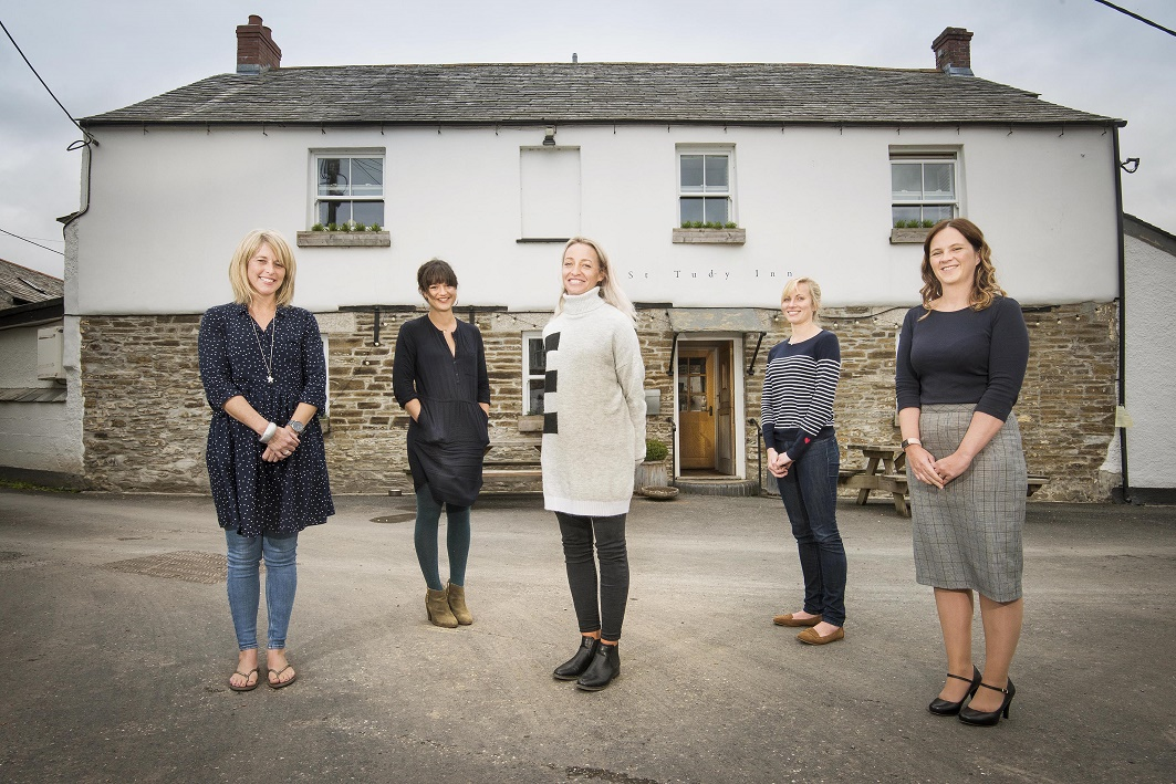 Top Women in hospitality join forces - Business Cornwall