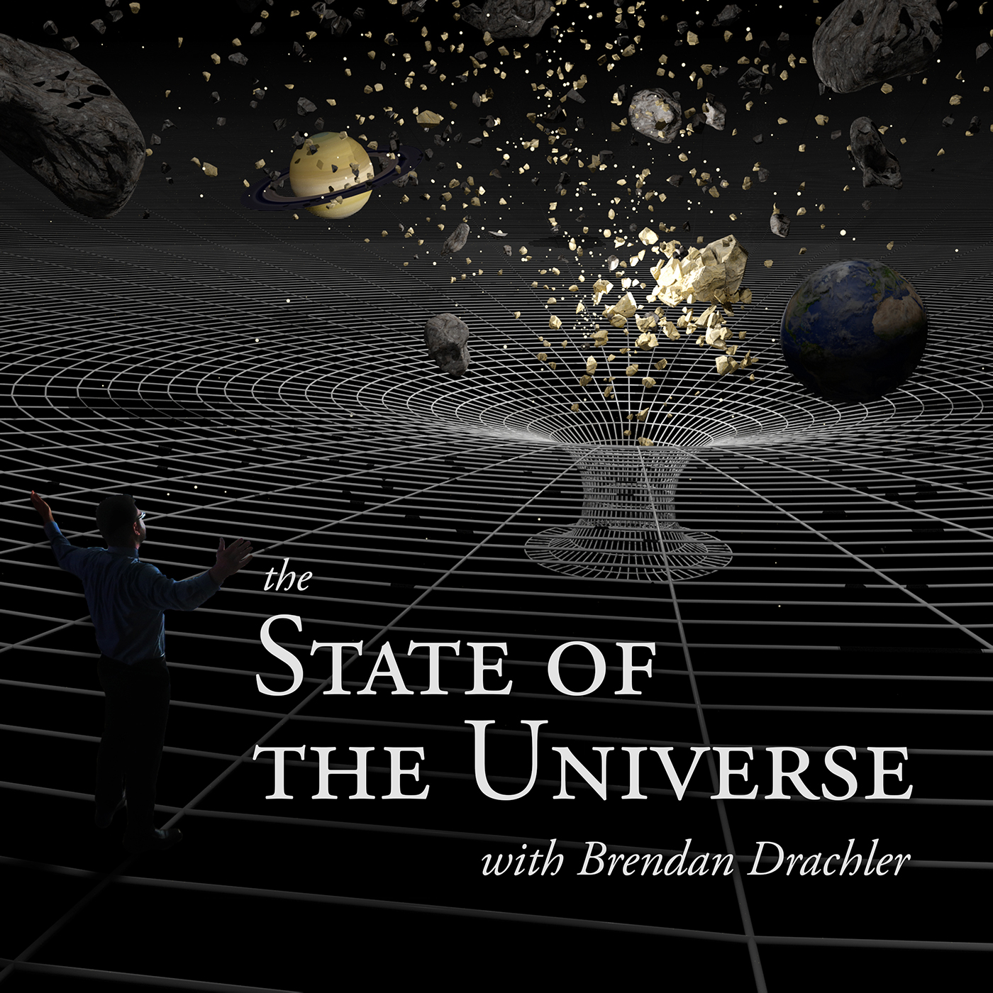 The Podcast - The State of the Universe (TSOTU) is an accessible science and social podcast hosted by Brendan Drachler. Listen to Brendan and other renowned members of the scholarly community discuss and explain cutting edge research and profound ideas.Check out the available episodes of The State of The Universe (TSOTU) and be sure to follow and subscribe to Brendan and the show on all forms of social media!