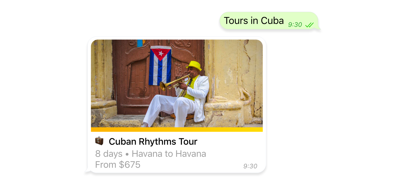 Eddy Travels - AI chatbot for flights and tours on Telegram.png