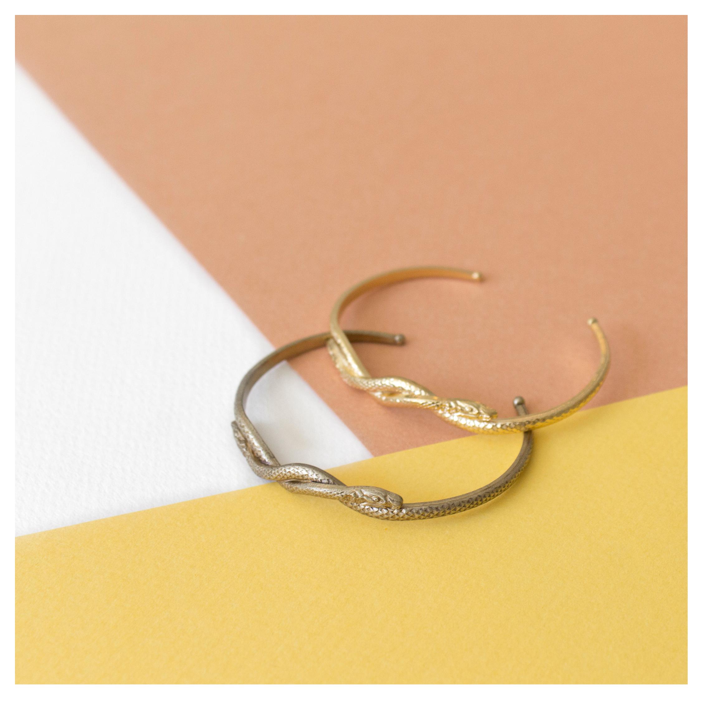 Bracelet Serpentine 85€  -50%