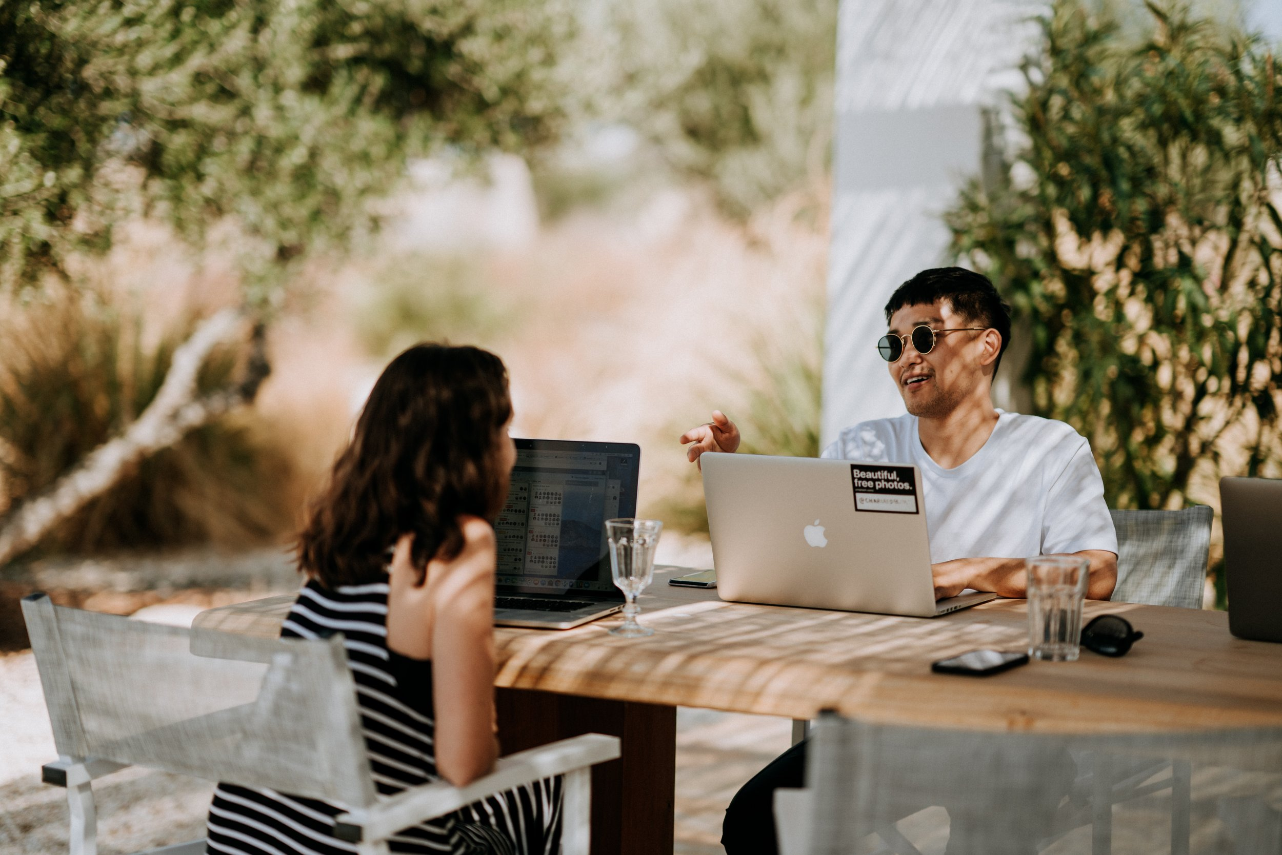 """'' - Freelancing is so wonderful for work-life balance. Allowing you to fit in whatever commitments you have without any time restrictions.""""- Lucy Skoulding, Freelance Journalist"""