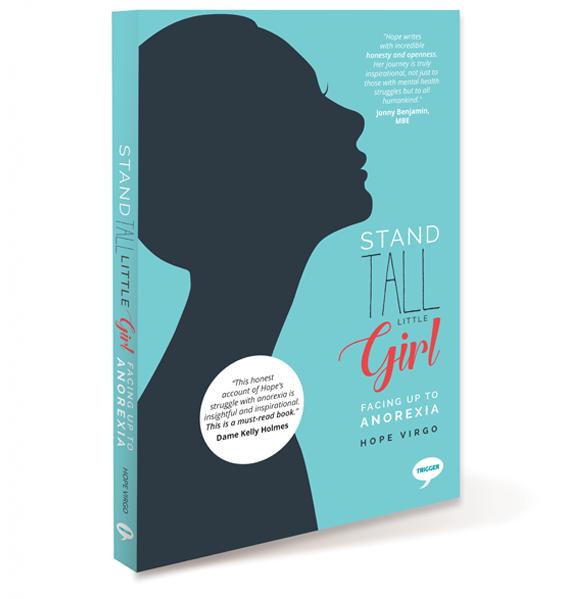 Stand Tall Little Girl -