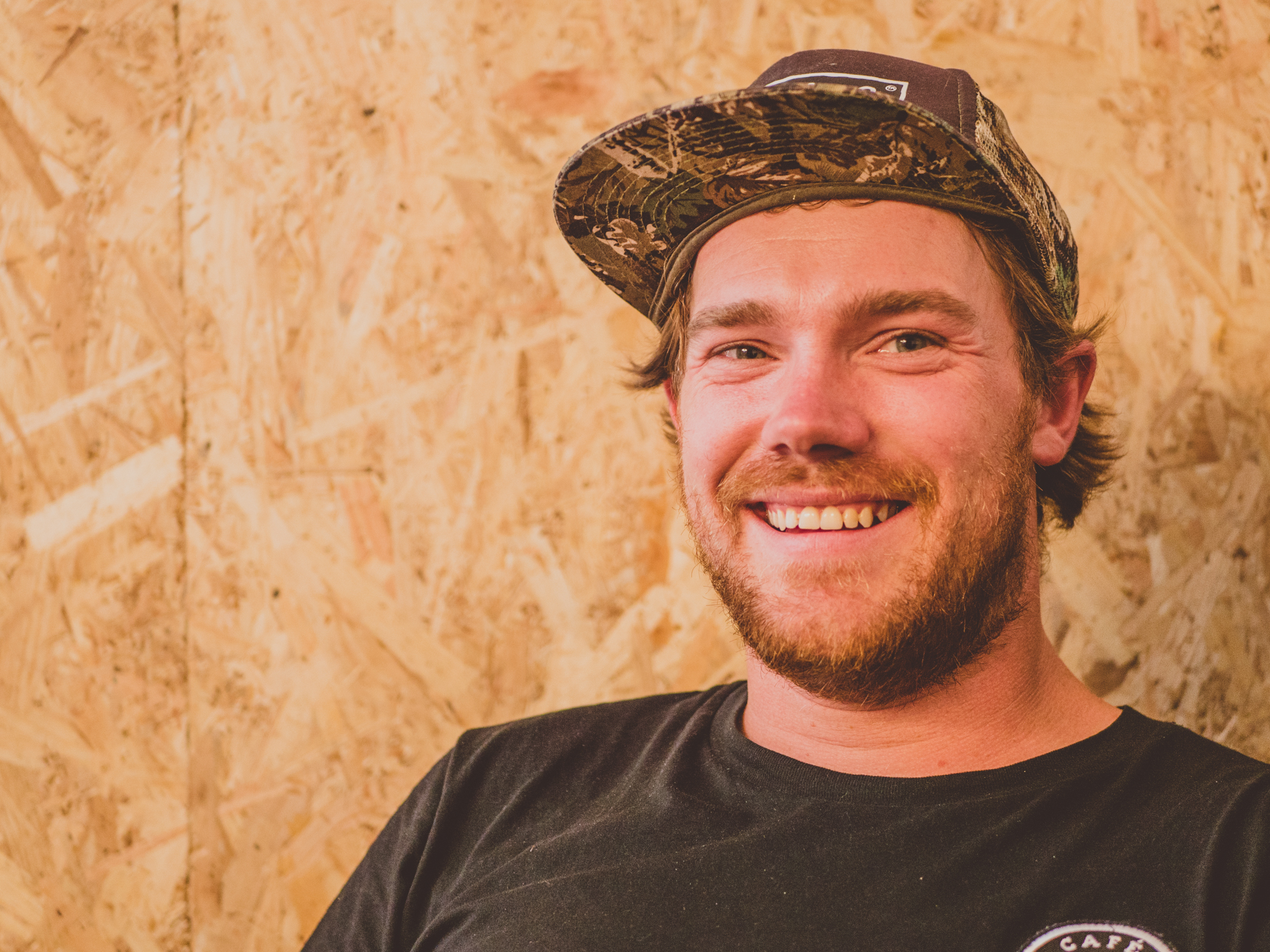 Kyle Dickson  - - Owner at Cafe Chaud & Hideout Hostel