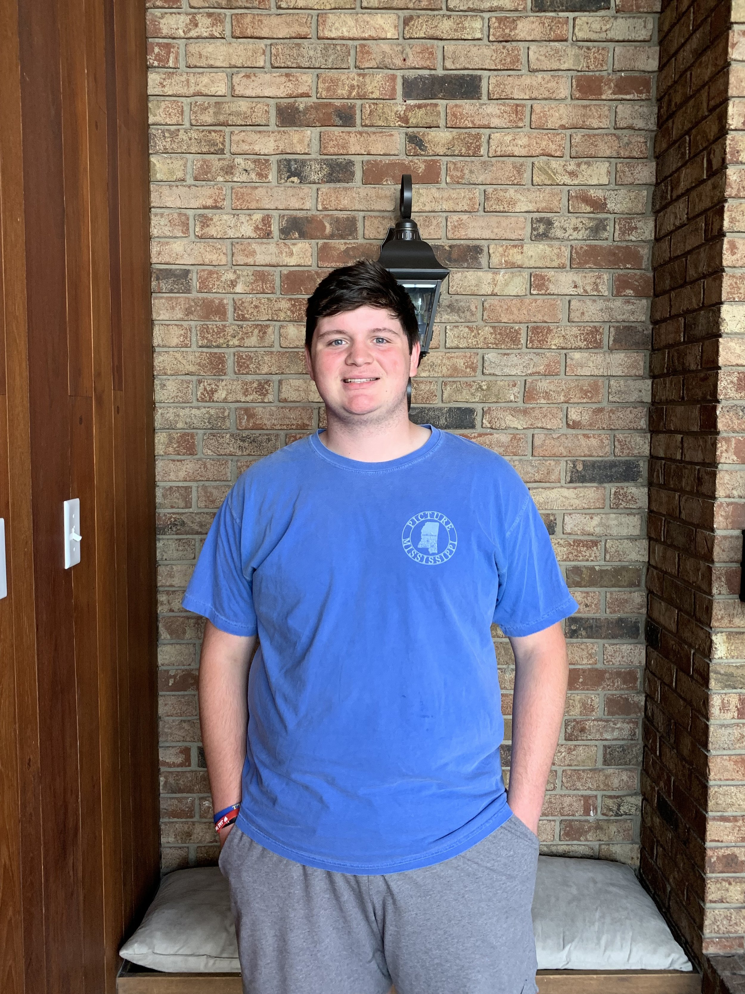 Jackson McDonald - Jackson's favorite hobbies are football and music specifically playing his Ukulele. He is sometimes shyer than others but he enjoys talking once he knows you. His younger brother is his favorite person. Jackson wants to be a teacher someday. He loves music, singing, and reading.