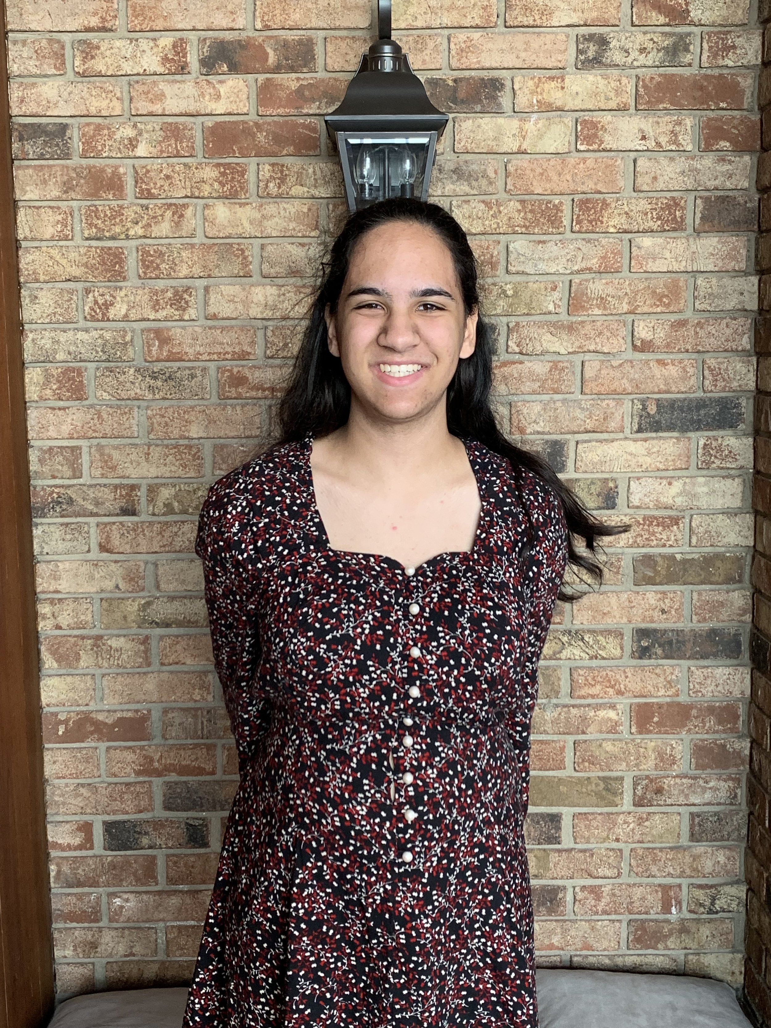 Brantley Hallford - Brantley enjoys doing many activities such as: dancing, reading, watching various movies, TV shows, and Netflix.She enjoys watching TV shows and movies that are full of comedy, action and adventurous, cooking, and drama. A fun fact that is really interesting is that she lived in Australia for 2 years. Brantley describes herself as being introverted, however, she describes herself as not being too shy or too outgoing.