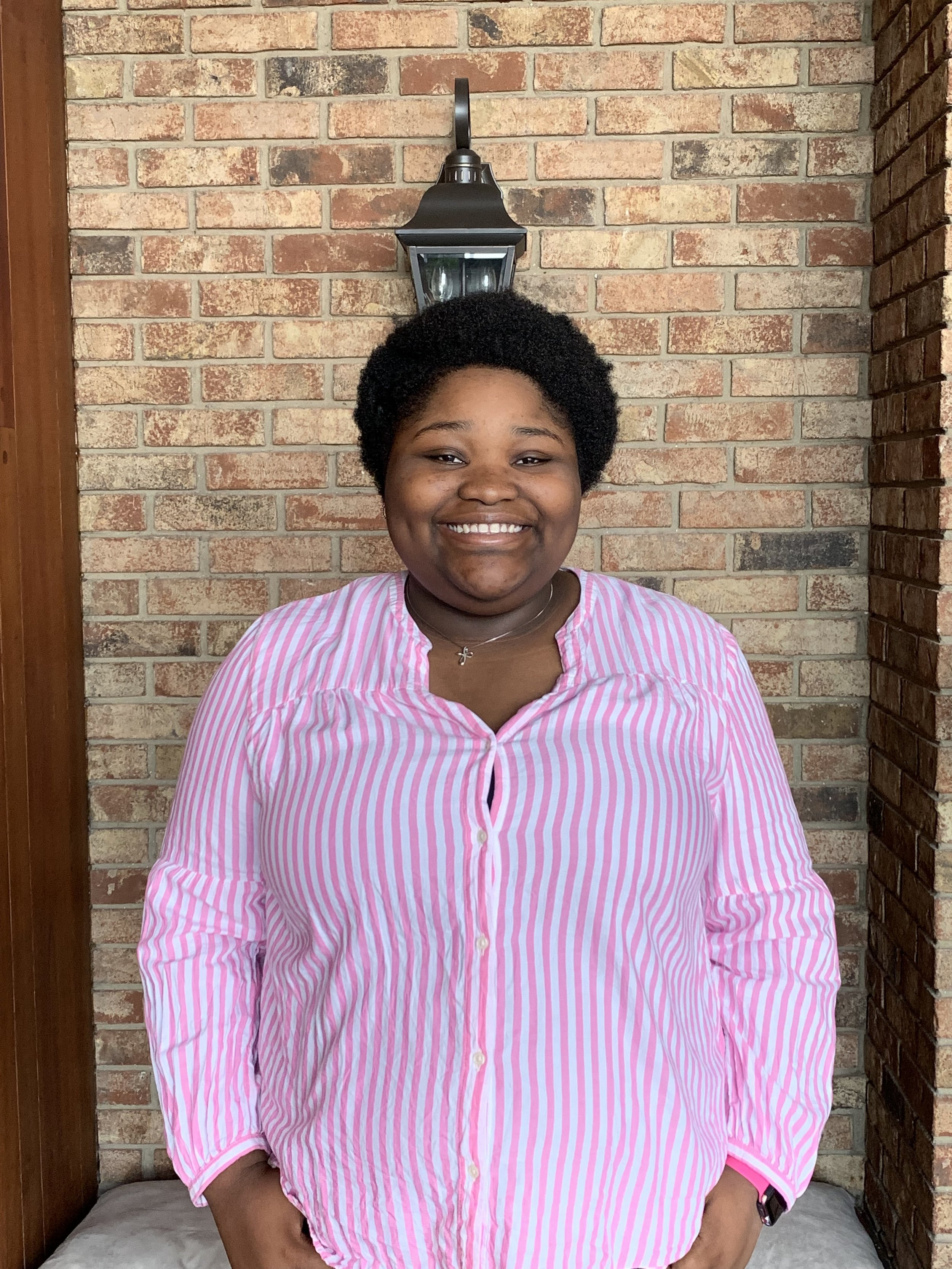JeTori Howard - Jetori is a rising senior at Fulton High and a kind individual who describes herself as being a flower that is constantly blooming. She has an impressive sleep endurance even through the loudest situation, however, she also impressively awake and attentive to the people she cares deeply about. God, her family and friends are the many people that she holds very close to her heart. Jetori gets her energy from being around people that she cares about, however, she also re-energizes during her alone time depending on the situation. She is a young woman that is filled with love, hope, and faith. These are some of things, among many, that make up this blossoming flower.