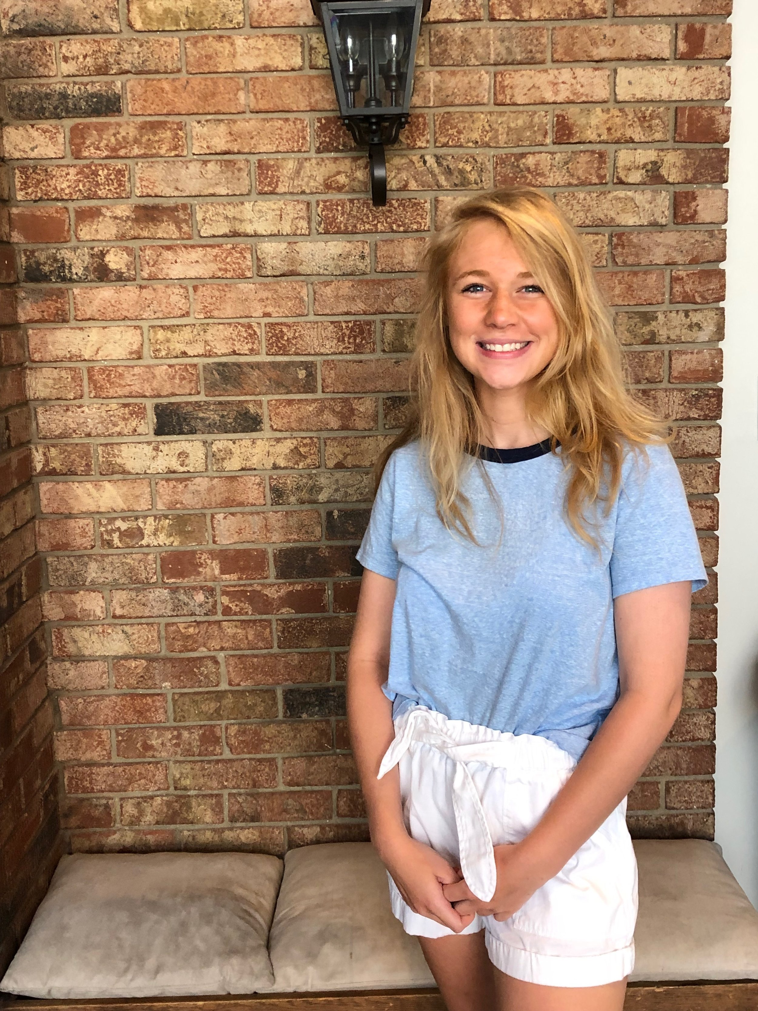Lewis Walton - Lewis loves photography, traveling, concerts, and hanging out with friends. She loves live music and seeing people perform live. Lewis loves cereal. She wants to be a social worker when she grows up. Her favorite kinds of music are Christian, rap, country, and pop. She likes to do a lot of things in her free time, including listening to music, watching TV, and playing board games. Lewis also enjoys romantic comedies.