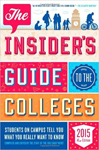 The Insider's Guide to Colleges