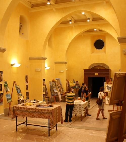 Cortona Painting Studio