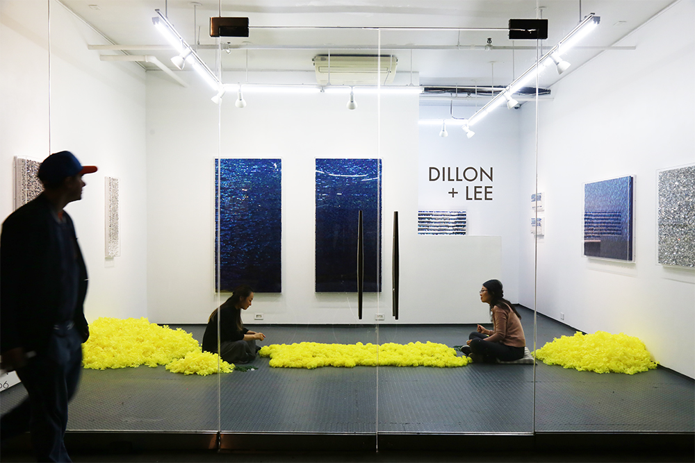Loving Deeply II,   2018 / Dillon + Lee, New York, NY / 1 Day Performance