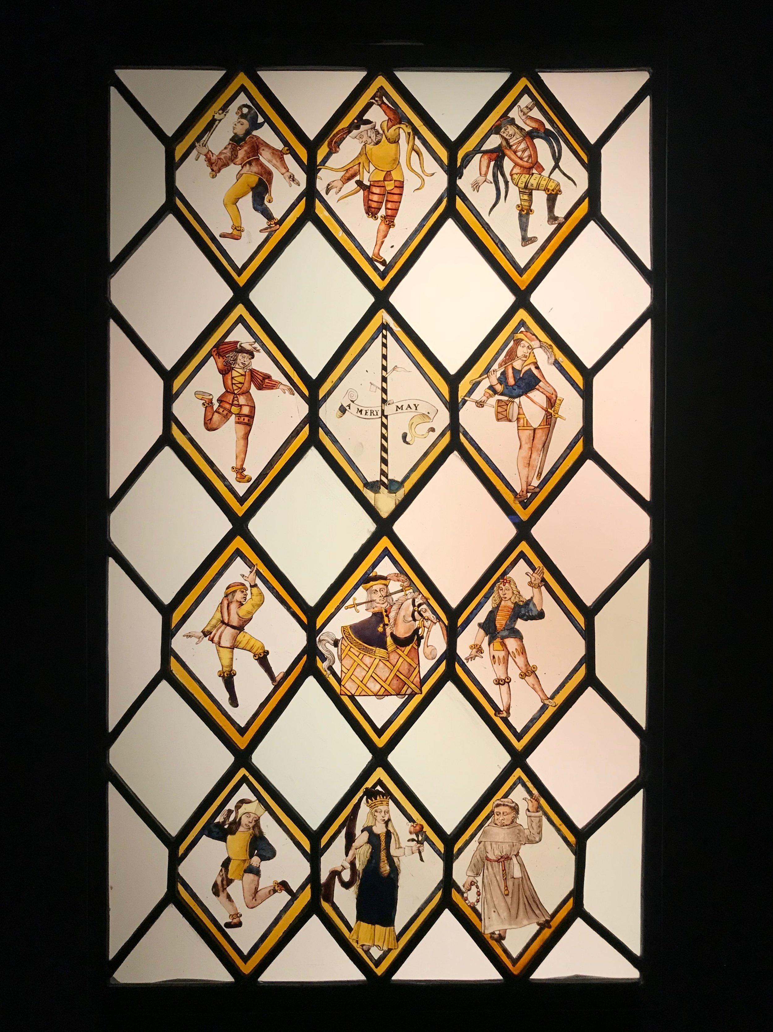 The Betley Window
