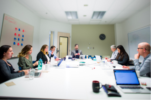 The board of directors for Launch Alaska is working to build the state's Entrepreneurial Ecosystem.