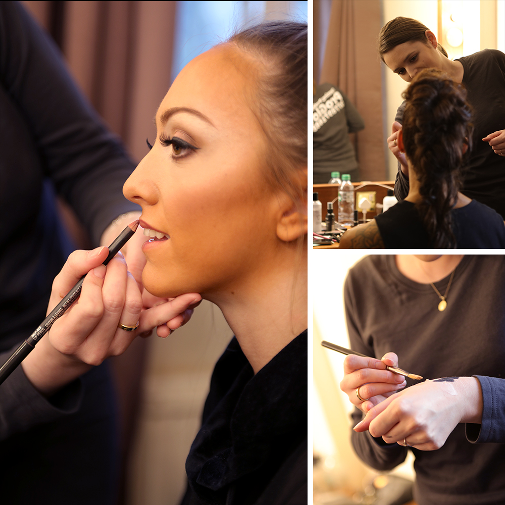 Book your make up -