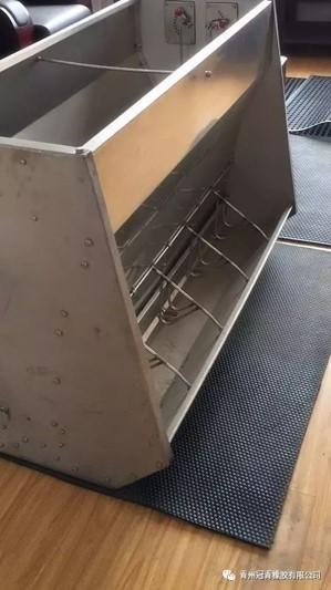 Feed Saver Mat