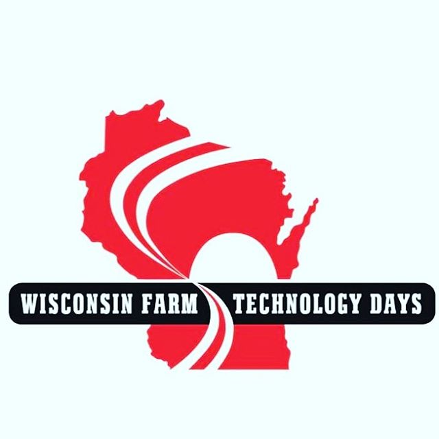 We're so excited to be at Wisconsin Farm Technology Days next week! We hope to see everyone there!