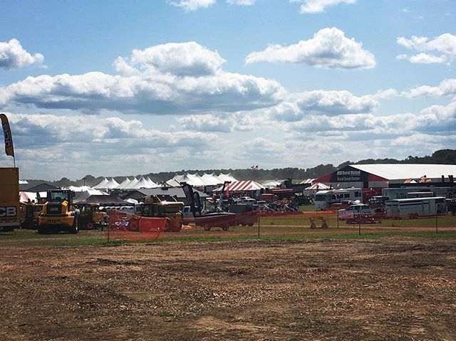 Wisconsin Farm Technology Days start tomorrow! Remember to stop by the American Farm Rubber tent and win some free mats! #americanfarmrubber #AFR #farmrubber #giveaway #wisconsinfarmtechnologydays #wisconsinfarmtechdays #pork #rubbermats