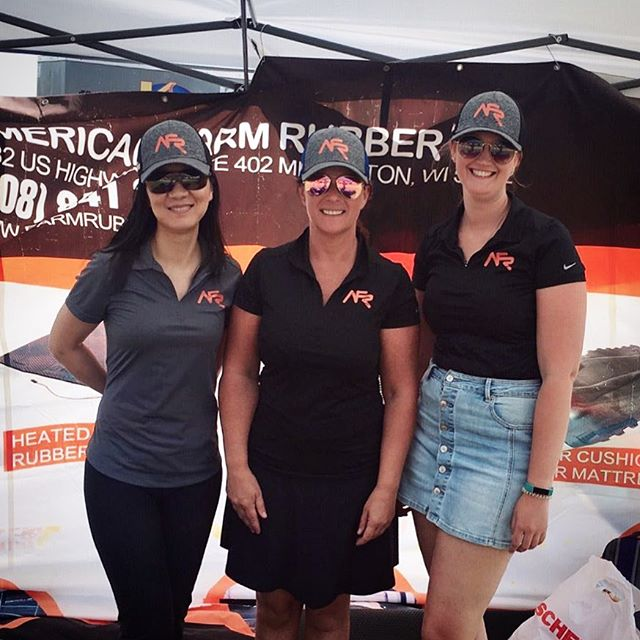 The AFR team had a great time at Wisconsin Farm Technology Days! If you happened to miss us, don't worry! We will be at The IDEAg Minnesota Farmfest Show and The Iowa State Fair! #wisconsinfarmtechnologydays #minnesotafarmfest #iowastatefair
