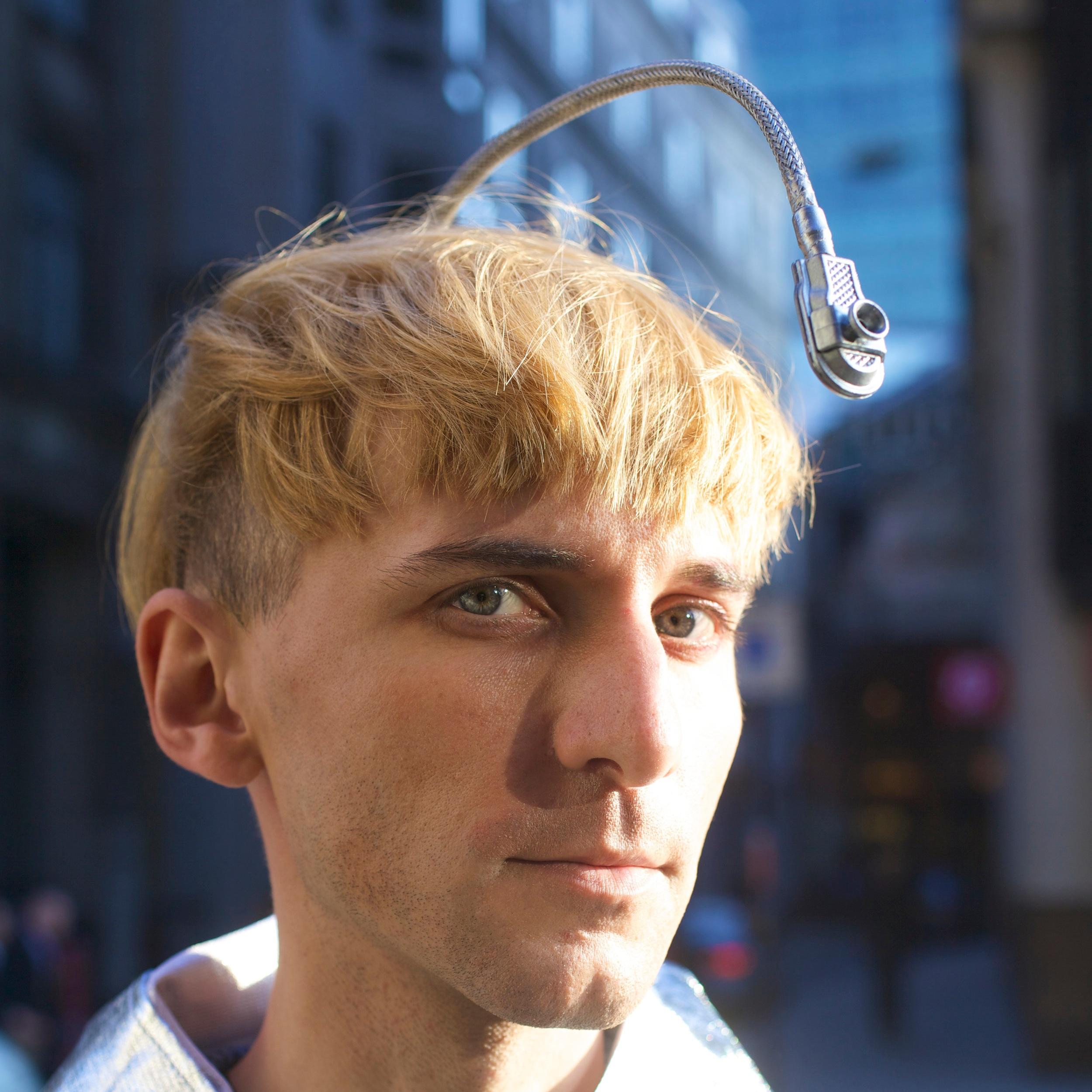 Neil Harbisson - Cyborg Artist