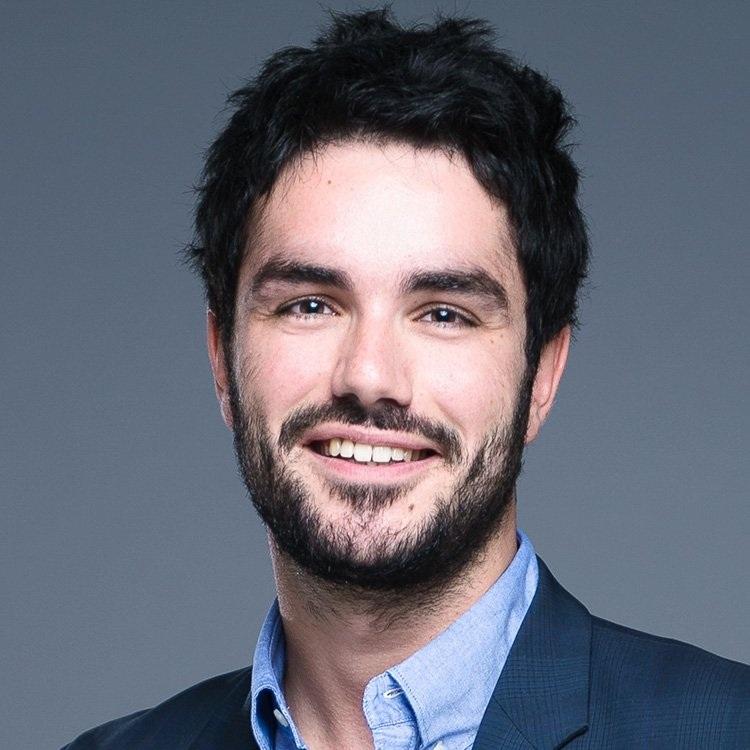 ALEXANDRE CADAIN - Co-founder and CEO, ANIMA; Ambassador, XPRIZE
