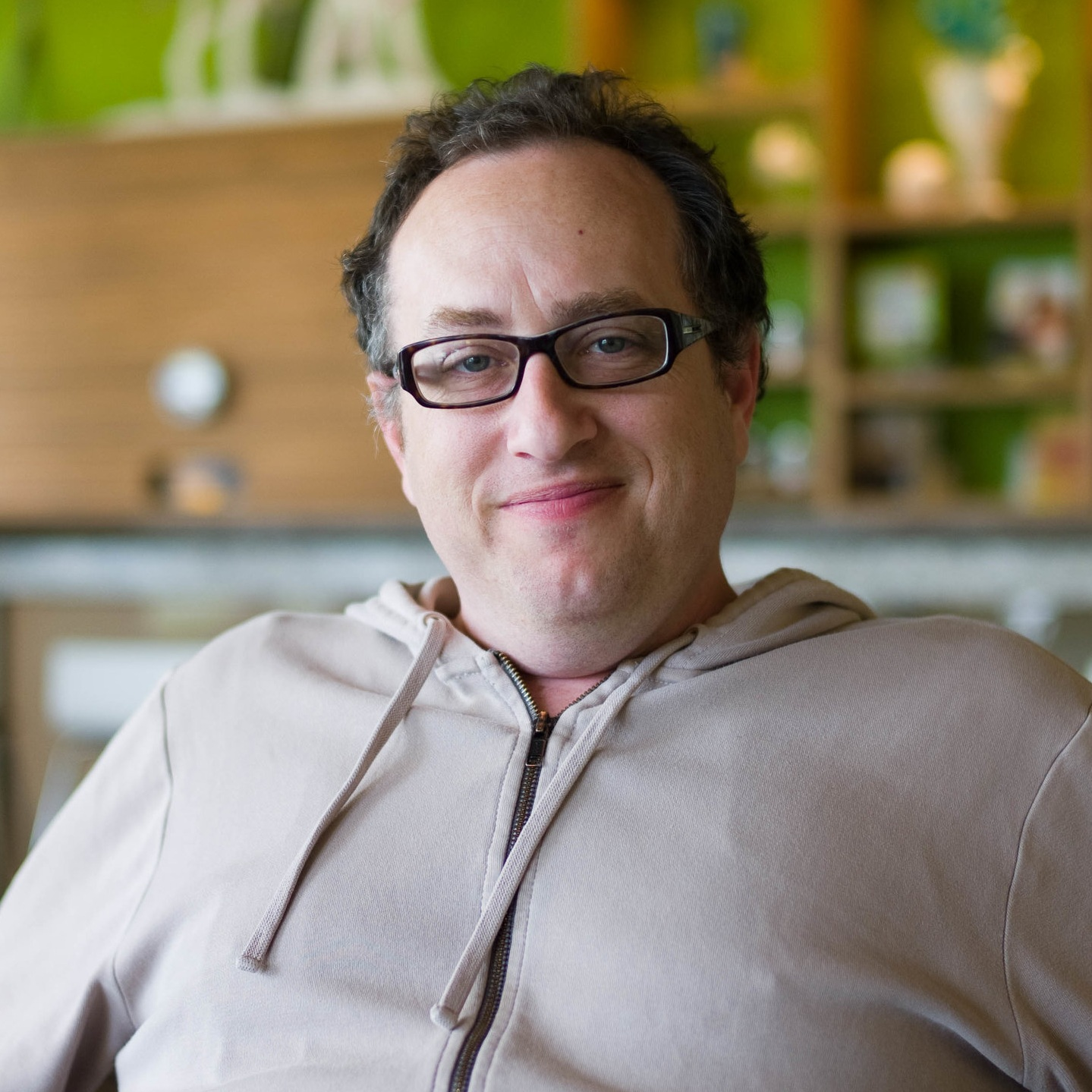 Jesse Dylan - Founder, creative director, and CEO, Wondros