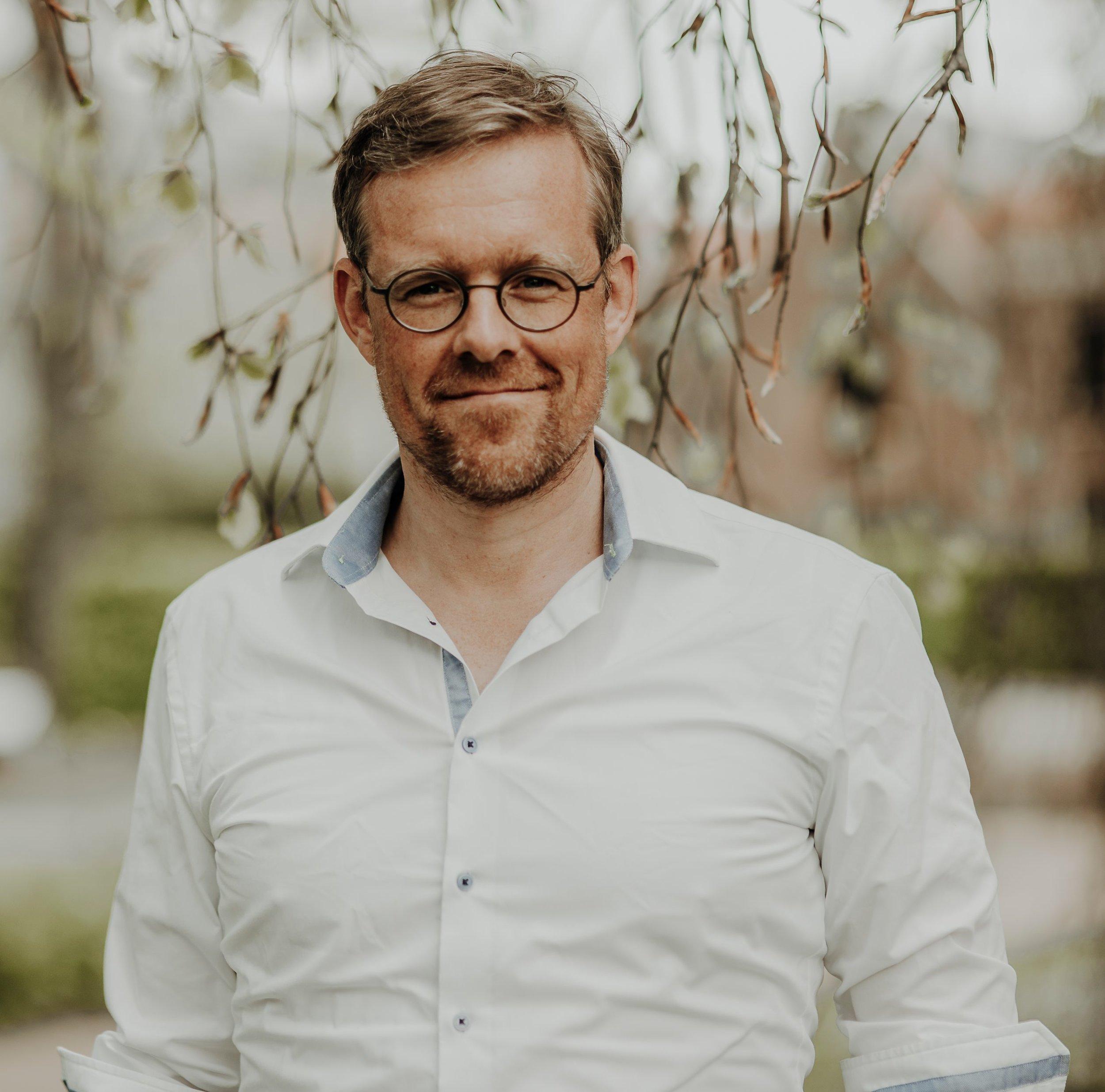 Hugo Suidman - Founder, ForChiefs