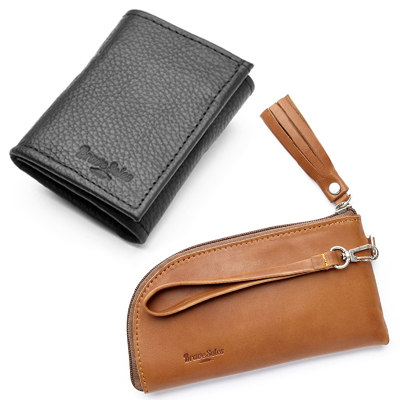 You could WIN a handmade leather wallet straight from the DR! - When you sign up before February 5th, 2019.