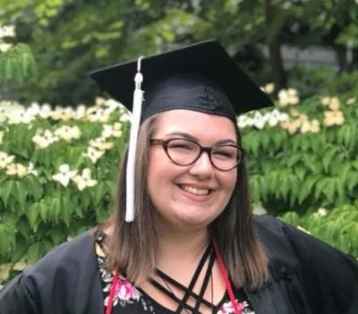 Caitlin McMorris, Graduation Day