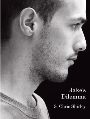 Jake's Dilemma  was the original title for the gay religious novel, Playing by the Book  by S. Chris Shirley.