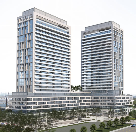 CHARISMA CONDOS PHASE 2 BY THE GREENPARK GROUP