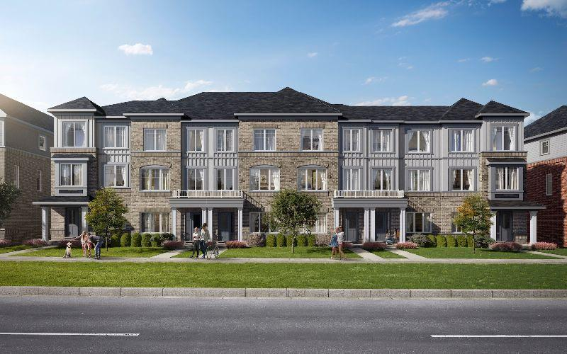 OH TOWNHOMES BY GRAYWOOD DEVELOPMENTS & FALCONCREST HOMES