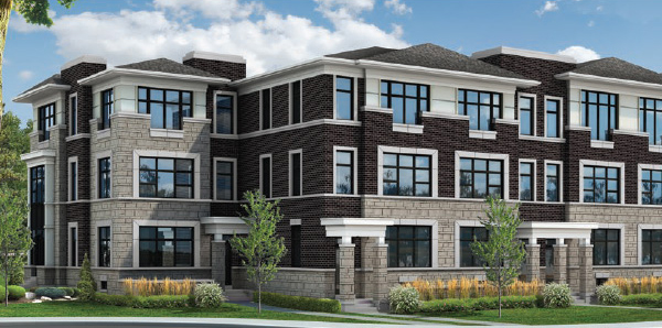 THE BELMONT RESIDENCES BY CALIBER HOMES
