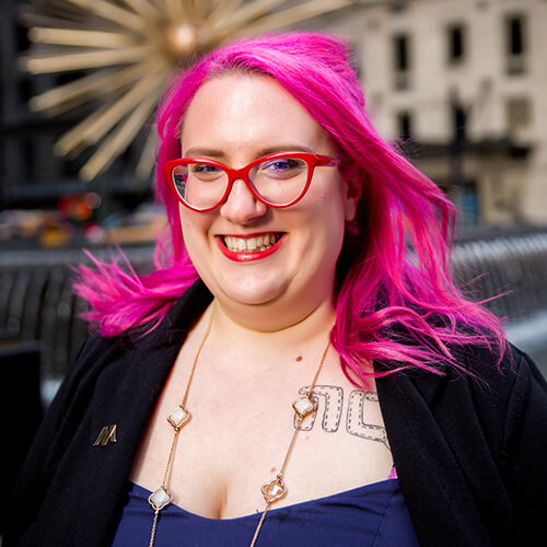 Leah Cornish - Content Development Director