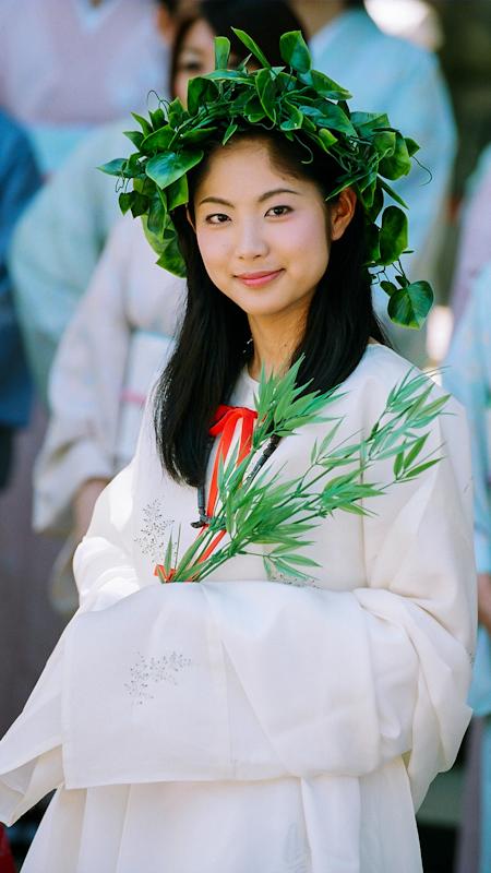 Hanagasa_Junko_at_Gion_Matsuri-2