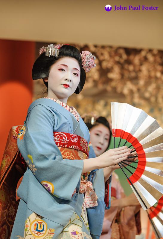 Tanewaka_in_Kyo_Odori_2009