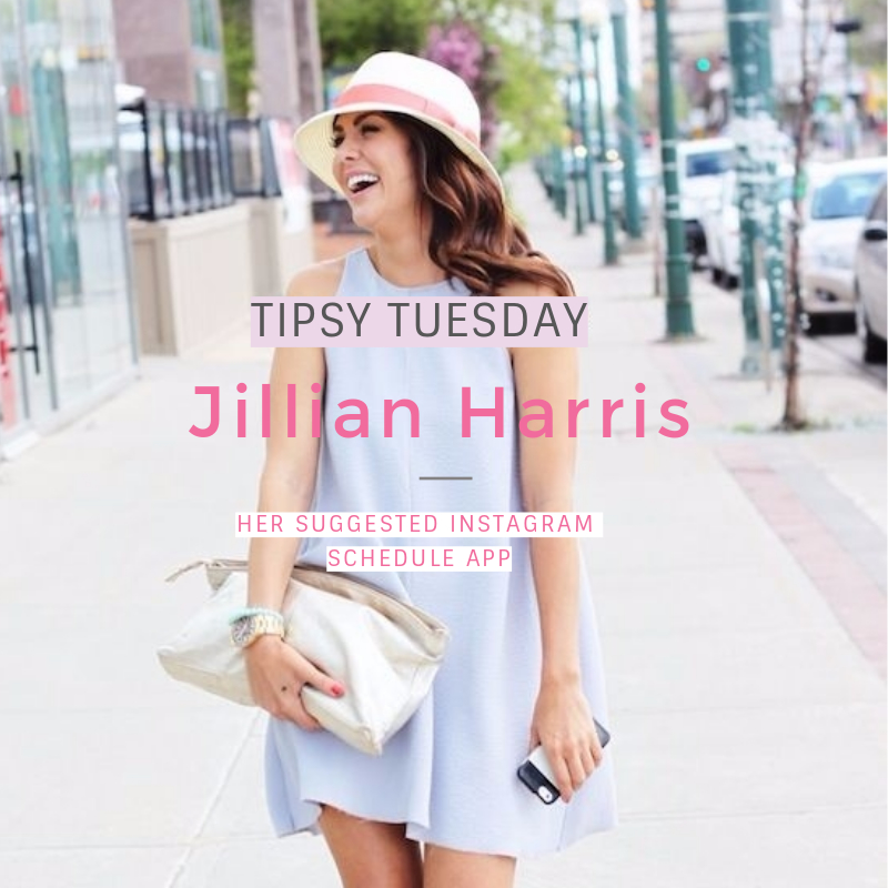 TIPSYTUESDAY JILLIAN HARRIS