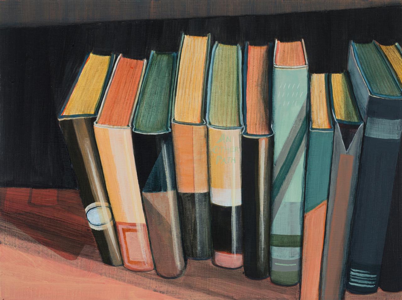 Jordan Buschur, Options Open, (Nebraska) from ART IN AMERICA